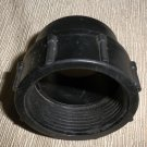 "Nibco Black ABS 1 1/2"" Female Adapter #5803-2"