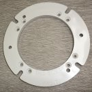 "Sealand Beige 3/8"" Lo-Pro Toilet Spacer Flange #883948-G1704B"