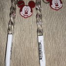 "National Design "" Mickey Mouse"" Fine Point Ink Pen Set 2"