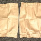 "RV Curtains 1 Pair Color: Light Brown Size: 42 1/2"" Wide X 19 1/4"" Long #494834"