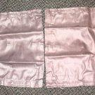 """RV Curtains 1 Pair Color: Mauve Size: 18 3/4"""" Wide X 16 1/4"""" Long #759033"""