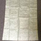 "RV Curtain Color: Kasper Sage Size: 18 3/4"" Wide X 23 3/4"" Long #765423"