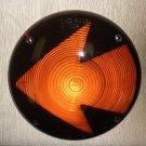 "Grote 8"" Round 9009 Left Turn Signal Len"