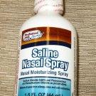 Preferred Plus Pharmacy Saline Nasal Moisturizing Spray 1.5 Oz. UPC:063777010764