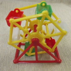 Petland Bird Ferris Wheel Toy #52115 UPC: 710534471831