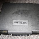 "Honda Black Molded Plastic Case With Padded Inside Size: 15 1/2"" X 13 3/4"" X 4"""
