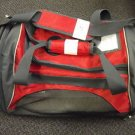 Sherpa Pet Group Medium Red / Silver Pet Carrier Sport Duffle UPC:743723440615
