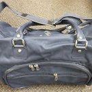 DK Navy Blue Weekender Carry On Travel Bag UPC:710534475938