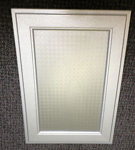 """Gray Panel Wood Cabinet Door Size: 14 3/4"""" Wide X 21 1/4"""" Long X 3/4"""" Thick"""