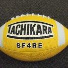 Tachikara Yellow SF4RE Intermediate Football  UPC:710534477680