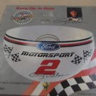 """Angelo Brothers Co. Rusty Wallace #2 8"""" Clip On Light Shade #20054"""