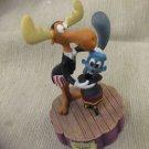 Westland Giftware Adventures Of Rocky & Bullwinkle #8734   UPC:748787087349