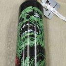Hot Topic 100% Aluminum Hydration Bottle 25 Ounce- Green Monste UPC:710534472173