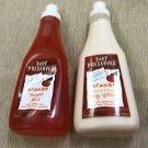 San Francisco Soap Co. Body Preserves Orange Shower Gel & Body Spread 9 Oz Ea