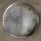 "RV 12V Round 7"" Clear Security Light UPC:710534476966"