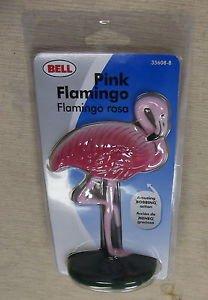 Bell Bobbing Head Pink Flamingo #35608-8 UPC:076027356086