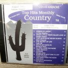 Top Hits Monthly Country August 1999 CD+G Karaoke #018441990859