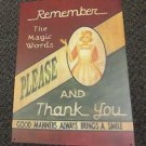 "American Sportsman ""Remember And Thank You"" Metal Sign  #51151 UPC:646749506481"