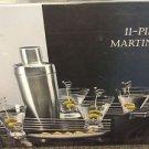 Ampersand 11 Piece Martini Set #12168 UPC:733652121686