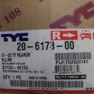 TYC 2001-03 Toyota Highlander Right Headlight Assembly #20-6173-00