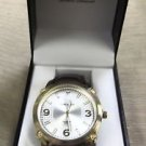 Embassy Men's Genuine Diamond Quartz Watch #0047164280 UPC:049353817248
