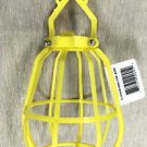 AIWC Yellow Plastic Trouble Light Cage With Hanger #02691 / #C-0348-000-YW-AIW