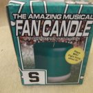 """Fan Candle Co. Michigan State Spartans 4"""" X 4"""" Fan Candle #UPC:896804000045"""