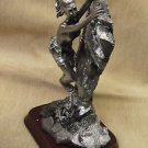 River's Edge Products Rock Climber Statue #1132 UPC:643323113202