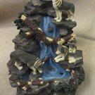 Westland Giftware Wolf Decorative Fountain #722 UPC:748787007224