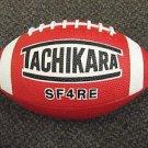 Tachikara Red SF4RE Intermediate Football  UPC:710534477673