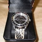 Sofia Vergara Ladies Snake Print Quartz Watch #0041396136 UPC:049353814926