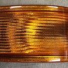 Hamsar Amber Front Turn Lamp #81124 DOT SAE 16 02