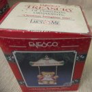 "Enesco ""Christmas Swingtime 1991"" Treasury Of Christmas Ornament #586166"