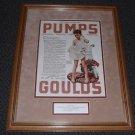 "Gould's Pump Ad Framed Reprint June 18,1921 Size: 18 1/4"" x 22 1/2"""