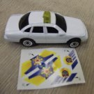 Mc Donald's 2002 Matchbox Ford Crown Victoria UPC:710534477635