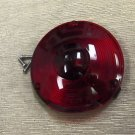 "Truck-Lite Red 4"" Round Light Len W/ Screws & Gasket #99077R UPC: 735111046905"