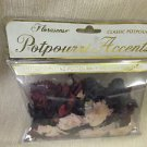 Florasense Potpourri Accents 1.6 Ounce X 2 Packages UPC:712366130018