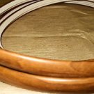 "Accord Plastics Wilshire Oak T-M 3/4"" Double Lip T Moulding 10' Per Box  #114530"