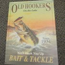 American Sportsman Old Hookers On The Lake Metal Sign  #51133T UPC:806125511335