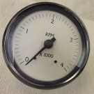 Beede Electrical 4000 R.P.M Tachometer #70121527 UPC:710534475730
