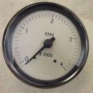 Beede Electrical 4000 R.P.M Tachometer #70121527 UPC:710534475730