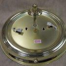 Gustafuson Polished Brass 12V Ceiling Light Fixture #56563XYZ9 UPC:710534477246