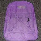 "Sportpak Unlimited Purple Backpack Size: 16.75"" X 12.75"" X 6.25"" #2509-62134E"