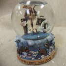 "Westland Giftware ""Fisherman / Don't Fence Me In"" Waterglobe UPC:748787120039"