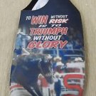 """Novelty Inc. """"To Win Without Risk"""" Water Bottle Cooler #216689"""