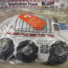 Bronx Toys Sanitation Truck Pillow / Toy  UPC:850609003021
