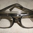 Bouton BB Smoke Clear Plastic Len Safety Spectacles #990900052