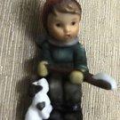 Goebel Berta Hummel Little Snow Shoveler Ornament  #935103