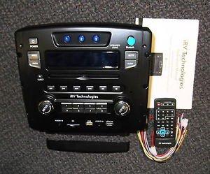 Heartland iRV33 AM/FM/CD/DVD In Wall Stereo #33-15040726
