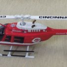 White Rose Collectibles Cincinnati Reds Helicopter #MLBBH0123317 UPC:03688102521